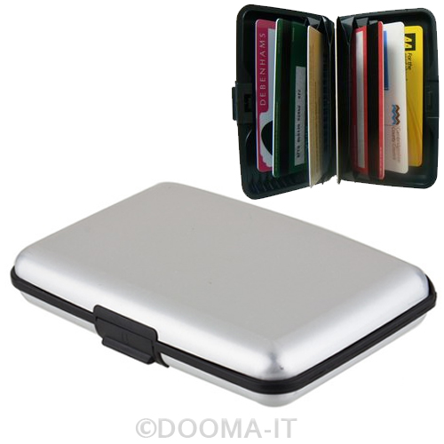 New-Aluminium-Aluma-Metal-Business-ID-Credit-Card-Holder-Wallet-Case-Purse-Box
