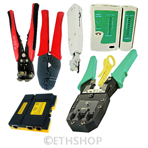 RJ45-Network-Lan-Cable-Wire-Tester-RJ11-Ethernet-Crimp-Crimping-Punch-Krone-Tool