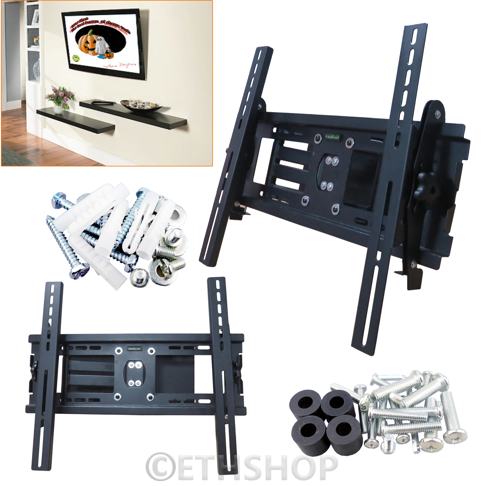32 37 40 42 46 50 52 60 65 Inches Tv Fixed Bracket Wall
